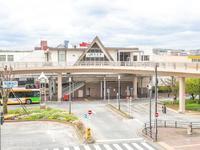 周辺環境:青梅線「河辺」駅 距離800m